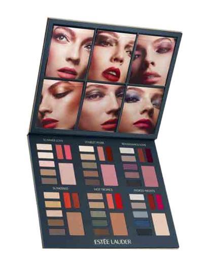 palette maquillage estée lauder