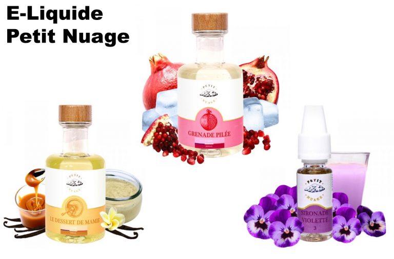 E-liquide Petit Nuage